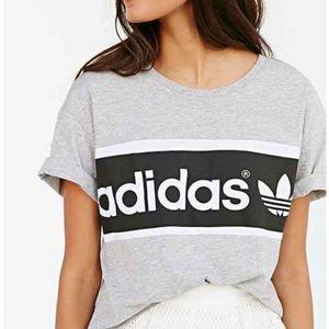 Adidas City Crop Tee